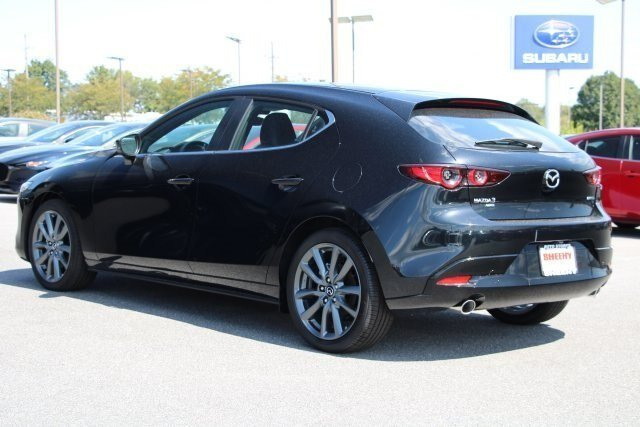2019 Jet Black Mica Mazda Mazda3 2.5L 4 cyls Engine 4 Door Hatchback
