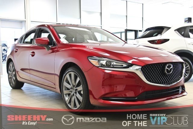 2019 Mazda Mazda6 Grand Touring Sedan FWD 4 Door Automatic 2.5L 4 cyls Engine