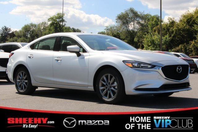 2019 Mazda Mazda6 Sport Sedan FWD 2.5L 4 cyls Engine 4 Door