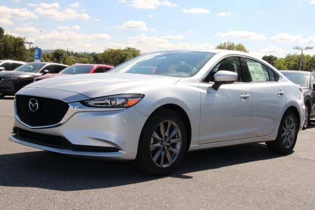 2019 Sonic Silver Metallic Mazda Mazda6 Sport FWD Sedan 4 Door Automatic 2.5L 4 cyls Engine