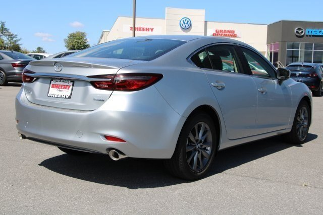 2019 Mazda Mazda6 Sport 4 Door Automatic 2.5L 4 cyls Engine Sedan