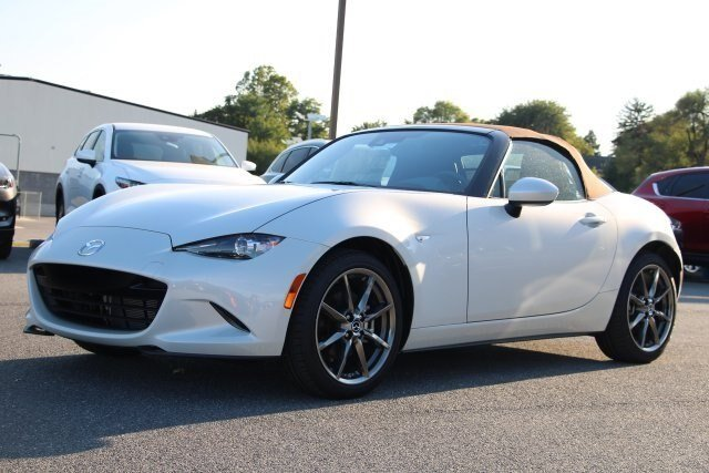 2019 Mazda MX-5 Miata Grand Touring Automatic 2.0L 4 cyls Engine 2 Door