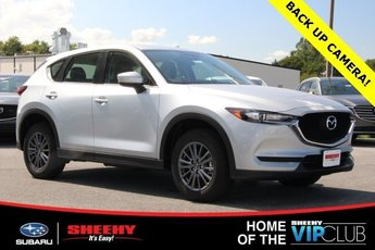 2019 Mazda CX-5 Sport 4 Door FWD 2.5L 4 cyls Engine SUV Automatic