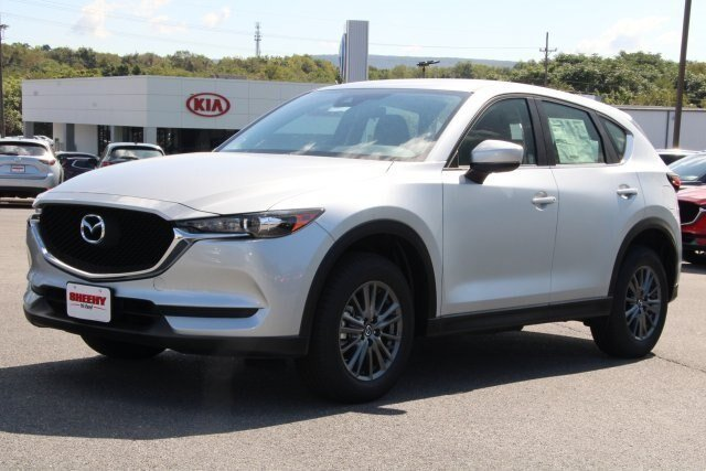 2019 Sonic Silver Metallic Mazda CX-5 Sport Automatic 2.5L 4 cyls Engine FWD 4 Door