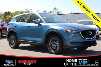 2019 Mazda CX-5 Sport Automatic 4 Door 2.5L 4 cyls Engine SUV AWD