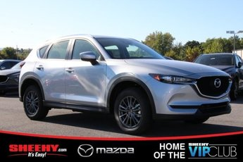 2019 Sonic Silver Metallic Mazda CX-5 Sport 2.5L 4 cyls Engine SUV AWD 4 Door Automatic