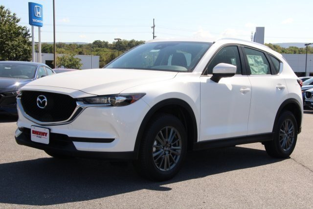 2019 Mazda CX-5 Sport SUV 2.5L 4 cyls Engine AWD Automatic 4 Door