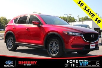 2019 Mazda CX-5 Touring 2.5L 4 cyls Engine AWD 4 Door SUV