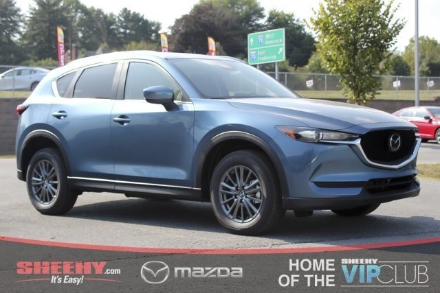 2019 Mazda CX-5 Touring 2.5L 4 cyls Engine AWD SUV 4 Door
