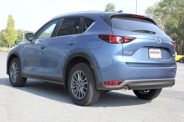 2019 Mazda CX-5 Touring 2.5L 4 cyls Engine Automatic AWD SUV