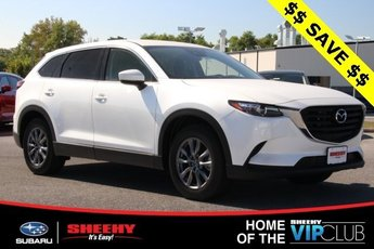2019 Mazda CX-9 Sport Automatic SUV AWD 2.5L 4 cyls Engine 4 Door