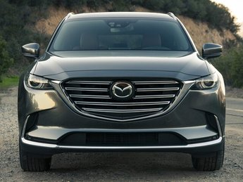 2019 Sonic Silver Metallic Mazda CX-9 Signature AWD 2.5L 4 cyls Engine 4 Door