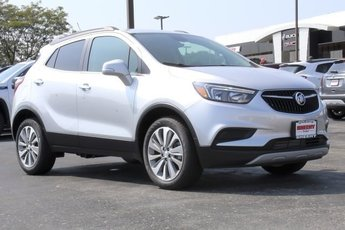 2019 Buick Encore Preferred 1.4L 4 cyls Engine Automatic AWD