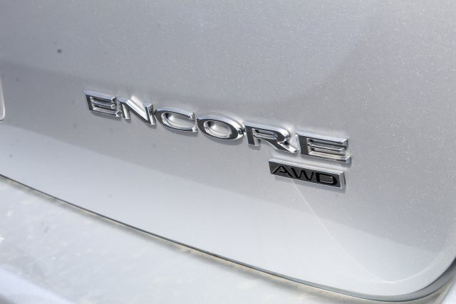 2019 Buick Encore Preferred SUV 1.4L 4 cyls Engine AWD 4 Door Automatic