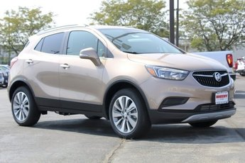 2019 Coppertino Metallic Buick Encore Preferred 1.4L 4 cyls Engine Automatic SUV