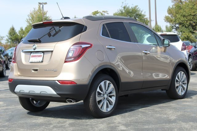 2019 Coppertino Metallic Buick Encore Preferred Automatic AWD 4 Door