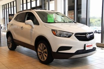 2019 Buick Encore Preferred 4 Door Automatic AWD 1.4L 4 cyls Engine SUV