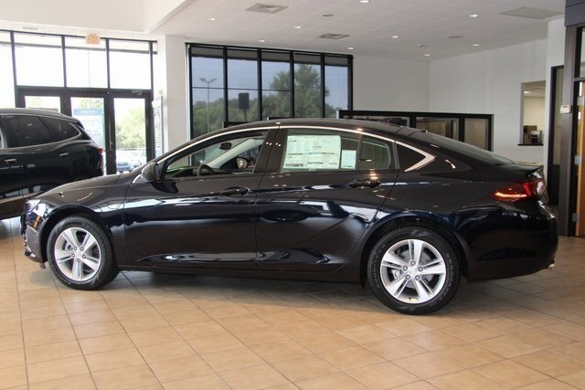 2019 Dark Moon Blue Metallic Buick Regal Sportback Preferred 2.0L 4 cyls Engine 4 Door Hatchback