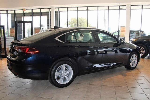 2019 Buick Regal Sportback Preferred 2.0L 4 cyls Engine Automatic FWD 4 Door