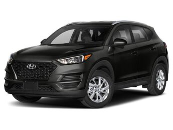 2019 Black Noir Pearl Hyundai Tucson Value AWD 4 Door I4 Engine SUV
