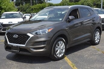 2019 Sage Brown Hyundai Tucson Value Automatic I4 Engine 4 Door SUV