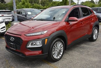 2020 Pulse Red Hyundai Kona SEL AWD Automatic I4 Engine