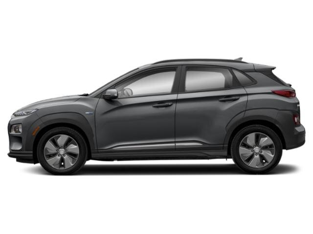 2021 Sonic Silver Hyundai Kona EV Limited 150kW 201HP Electric Engine Automatic FWD SUV