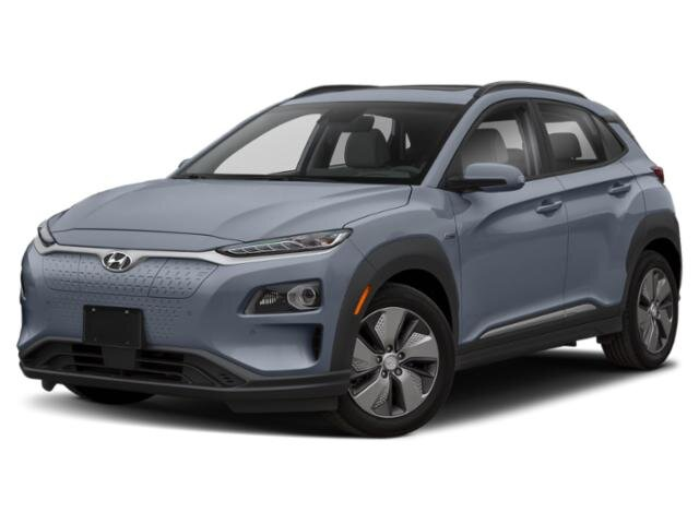 2021 Hyundai Kona EV Limited 4 Door Automatic 150kW 201HP Electric Engine