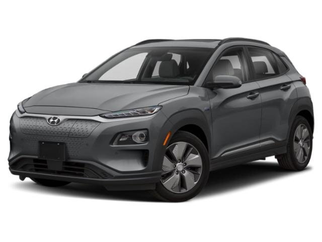 2021 Sonic Silver Hyundai Kona EV Ultimate Automatic 150kW 201HP Electric Engine 4 Door SUV FWD