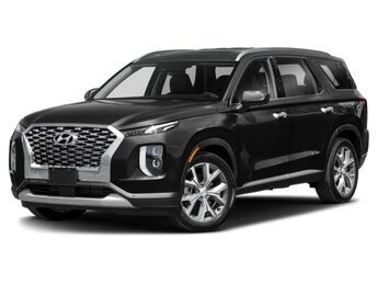 2021 Becketts Black Hyundai Palisade SE SUV 4 Door Automatic V6 Engine