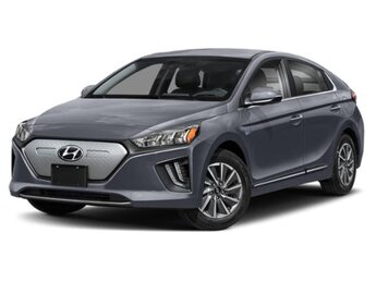 2021 Hyundai Ioniq EV Limited Automatic 4 Door FWD Electric ZEV 134hp Engine Hatchback