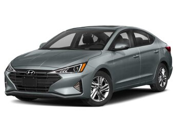 2020 Hyundai Elantra SE Sedan 4 Door FWD Automatic