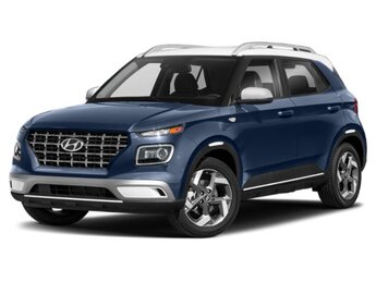 2021 Hyundai Venue Denim Automatic FWD I4 Engine SUV