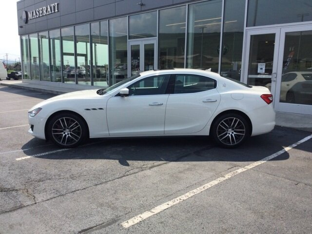 2018 Maserati Ghibli Base Automatic 4 Door 3.0L V6 Engine Sedan