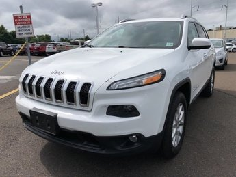 2014 Jeep Cherokee Latitude Automatic 4 Door SUV