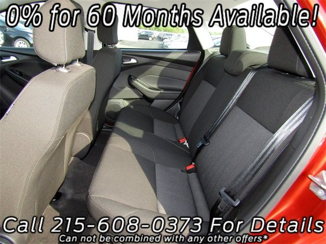2018 Ford Focus SE Automatic I4 Engine 4 Door Sedan