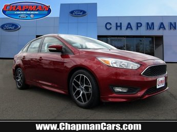 2015 Ford Focus SE Automatic Sedan 4 Door Regular Unleaded I-4 2.0 L/122 Engine