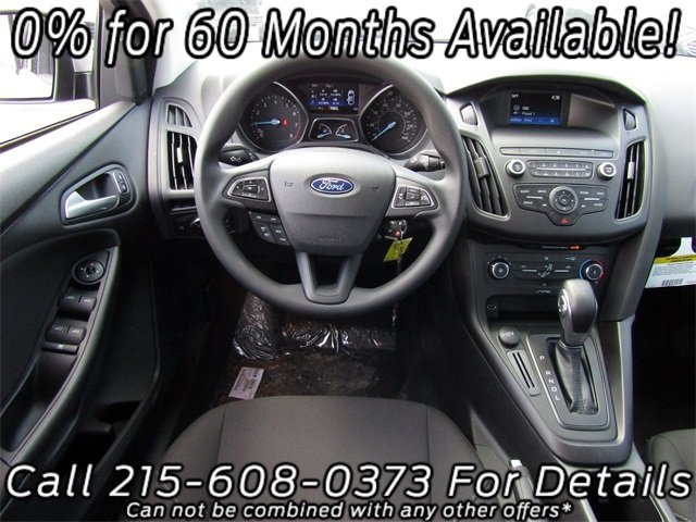 2018 Ford Focus SE I4 Engine FWD Automatic