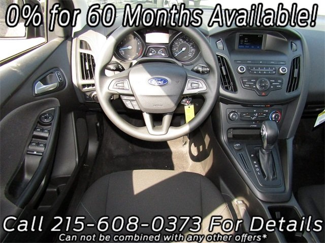 2018 Ford Focus SE I4 Engine Automatic Sedan
