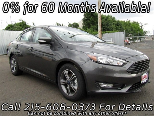 2018 Ford Focus SE FWD Automatic 4 Door
