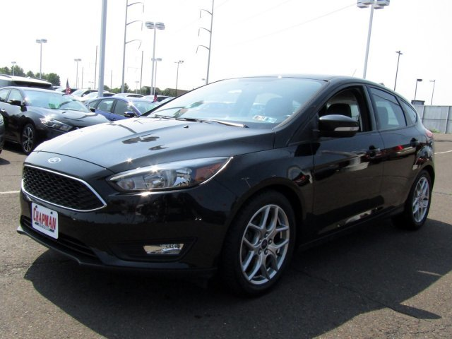 2015 Ford Focus SE Regular Unleaded I-4 2.0 L/122 Engine 4 Door FWD Automatic