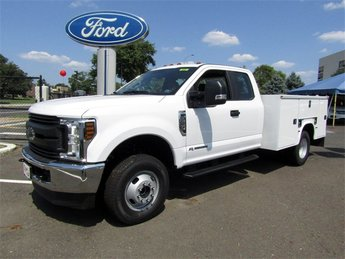 2018 Ford Super Duty F-350 DRW 4 Door Automatic 4X4 Truck