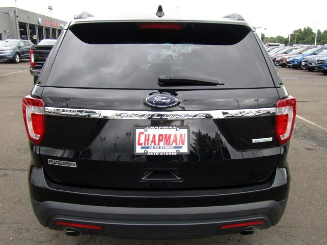 2016 Shadow Black Ford Explorer Base SUV Intercooled Turbo Premium Unleaded I-4 2.3 L/140 Engine Automatic