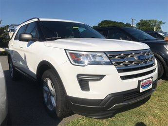 2018 Ford Explorer XLT SUV FWD 2.3L I4 Engine 4 Door