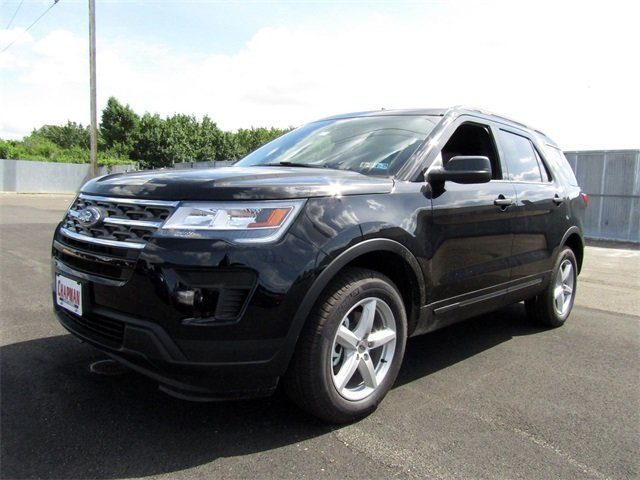 2018 Ford Explorer Base Automatic 4 Door 3.5L V6 Ti-VCT Engine SUV