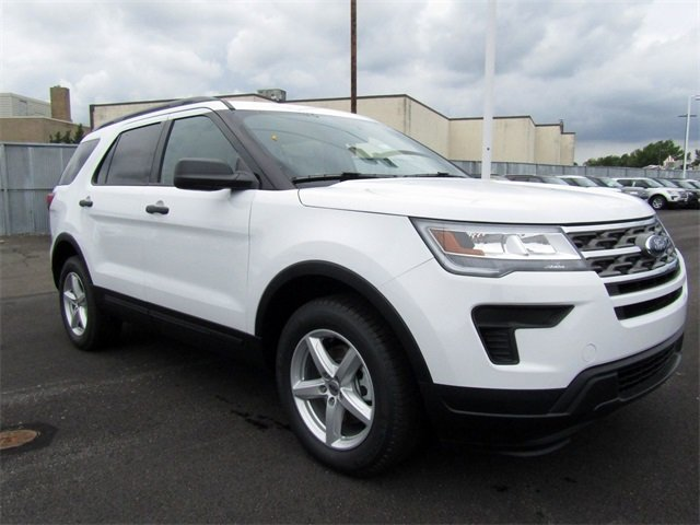 2018 Ford Explorer Base 2.3L I4 Engine SUV Automatic