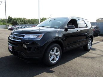 2018 Ford Explorer Base 4 Door SUV Automatic
