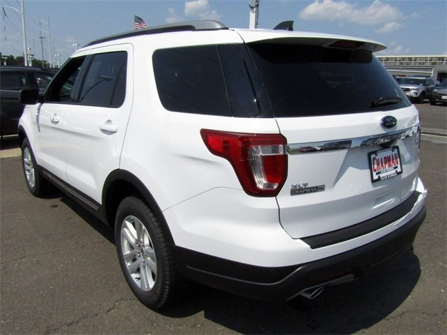 2018 Ford Explorer XLT 4 Door Automatic SUV 3.5L V6 Ti-VCT Engine