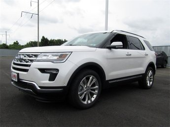 2018 Ford Explorer Limited 3.5L V6 Ti-VCT Engine 4 Door SUV
