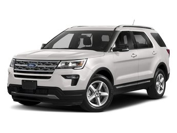 2018 Ford Explorer Sport Automatic SUV 4 Door 3.5L Engine